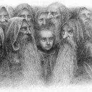 Los 13 Enanos y Bilbo