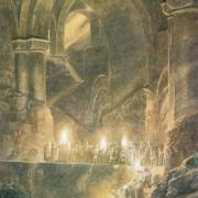 El cadáver de Thorin