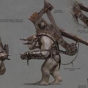 Diseño conceptual de los Trolls