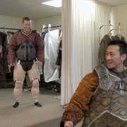 Pruebas de vestuario para El Hobbit