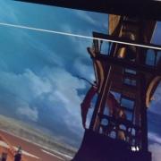 Previsualización de Smaug atacando la Ciudad del Lago