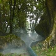 Localización del Bosque de los Trolls1