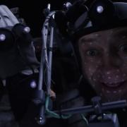 Andy Serkis interpreta a Gollum