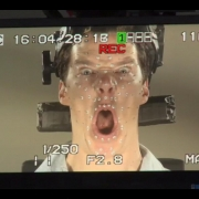Benedict Cumberbatch hace la captura de Smaug
