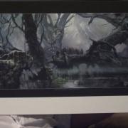Otro boceto del Bosque Negro