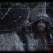 Thorin y Bofur capturados por los Elfos