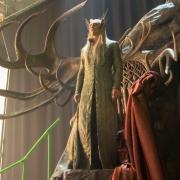 Thranduil ante Thorin