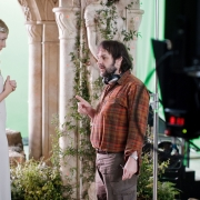 Cate Blanchett y Peter Jackson