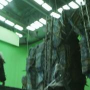 Thráin y Gandalf en Dol Guldur