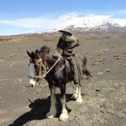 Gandalf a caballo