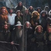 Bilbo, los Enanos y Peter Jackson