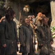Los Enanos en la casa de Beorn