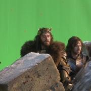 Fili, Thorin, Kili, Nori y Bofur