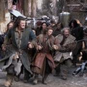 Bardo lidera a los Hombres de Esgaroth