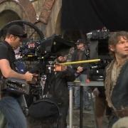 Martin Freeman rodando en Valle