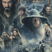 Calendario 2015 de El Hobbit: La Batalla de los Cinco Ejércitos