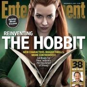 Portada de Tauriel de Entertainment Weekly