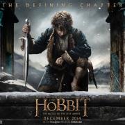 Banner de El Hobbit: La Batalla de los Cinco Ejércitos