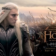 Banner de Thranduil de El Hobbit: La Batalla de los Cinco Ejércitos