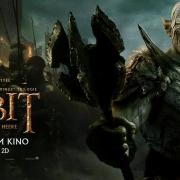 Poster de Azog de El Hobbit: La Batalla de los Cinco Ejércitos