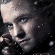 Poster de Legolas de El Hobbit: La Batalla de los Cinco Ejércitos