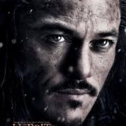 Poster de Bardo de El Hobbit: La Batalla de los Cinco Ejércitos