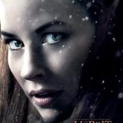 Poster de Tauriel de El Hobbit: La Batalla de los Cinco Ejércitos en HD