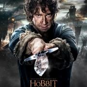 Tercer poster de El Hobbit: La Batalla de los Cinco Ejércitos en HD