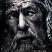 Poster de Gandalf de El Hobbit: La Batalla de los Cinco Ejércitos en HD