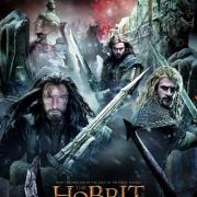 Poster de Thorin, Fili y Kil de El Hobbit: La Batalla de los Cinco Ejércitos