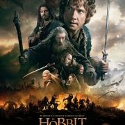 Cuarto poster de El Hobbit: La Batalla de los Cinco Ejércitos en español
