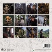 Calendario 2014 de La Desolación de Smaug