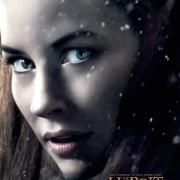 Poster de Tauriel de El Hobbit: La Batalla de los Cinco Ejércitos