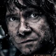 Poster de Bilbo de El Hobbit: La Batalla de los Cinco Ejércitos