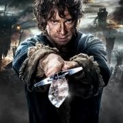 Tercer poster de El Hobbit: La Batalla de los Cinco Ejércitos en HD sin creditos