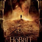Nuevo poster de La Desolación de Smaug: Bilbo y el dragón