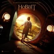 Banner español El Hobbit: Un Viaje Inesperado