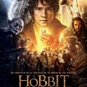 Poster de El Hobbit: Un Viaje Inesperado para Latinoamérica