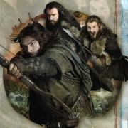 Kili, Thorin y Fili