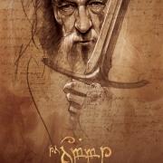 Poster IMAX de Gandalf