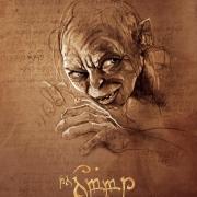 Poster IMAX de Gollum