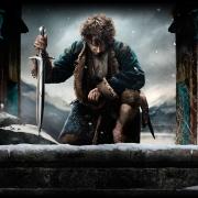 Banner sin logos de El Hobbit: La Batalla de los Cinco Ejércitos