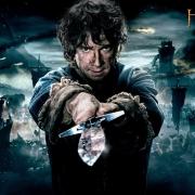 Tercer banner de El Hobbit: La Batalla de los Cinco Ejércitos