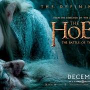 Banner de Galadriel y Gandalf de El Hobbit: La Batalla de los Cinco Ejércitos