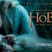 Banner de Galadriel y Gandalf de El Hobbit: La Batalla de los Cinco Ejércitos en HD