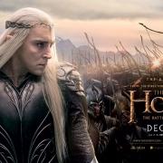 Banner de Thranduil de El Hobbit: La Batalla de los Cinco Ejércitos en HD