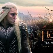 Banner de Thranduil de El Hobbit: La Batalla de los Cinco Ejércitos en super HD