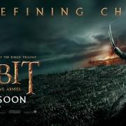Banner del mal de El Hobbit: La Batalla de los Cinco Ejércitos en HD