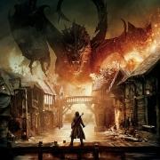 Primer poster de El Hobbit: La Batalla de los Cinco Ejércitos