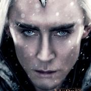 Poster de Thranduil de El Hobbit: La Batalla de los Cinco Ejércitos